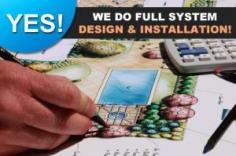 We cover full sprinkler system design and installation in Coral Gables